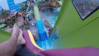 An Awesome Day At Volcano Bay For Orlando Water Park Week | Water Coaster, Lunch & More Fun!
