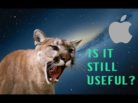OS X Mountain Lion - Is It Still Useful?