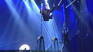 Michael Grandinetti Magic - Live On Stage 2017