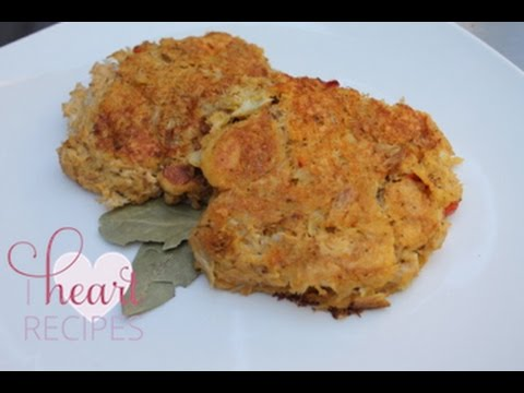 Crab Cakes made on the Grill or Stove Top - I Heart Recipes