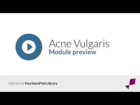 Acne Vulgaris - module preview