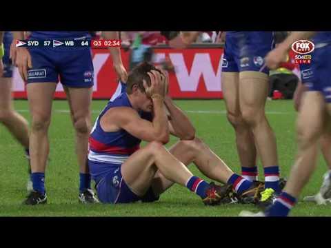 Round 15 AFL - Sydney Swans v Western Bulldogs Highlights