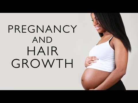 Pregnancy and Hair Growth | Common Questions