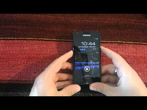 How to take Screenshots in Samsung Galaxy S2 with Android ICS and Jelly Bean