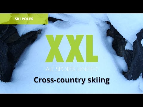 How to choose the right cross-country ski poles