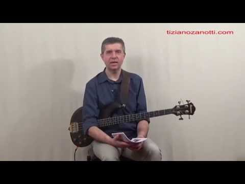 Electric bass book - download it for free!