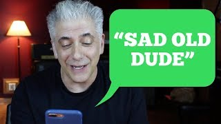 Reading Comments from my Apple Rant