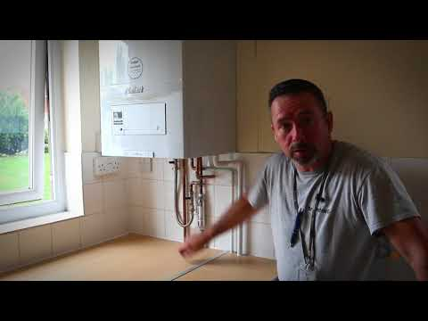 How to repressurise your boiler.