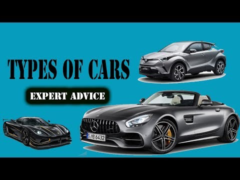 TYPES of CAR Body explained