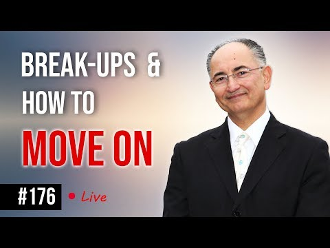 Break-Ups & How To Move On!   Q & A Live Talk # 176