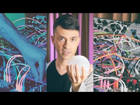 How to Eurorack - Holding a Feather | The Lightbath Zone - Modular Synthesizer Tutorial