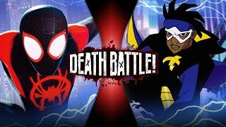 Miles Morales VS Static (Marvel's Spider-Man VS DC's Static Shock)   DEATH BATTLE!