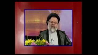 اصل کلیپ توهین ایت الله قزوینی به زنان و دختران بلوچ و جوابیه دکتر ملازاده
