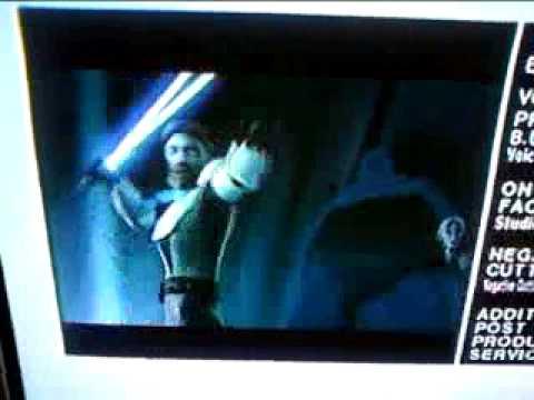 Star Wars: The Clone Wars - Black Lightsaber