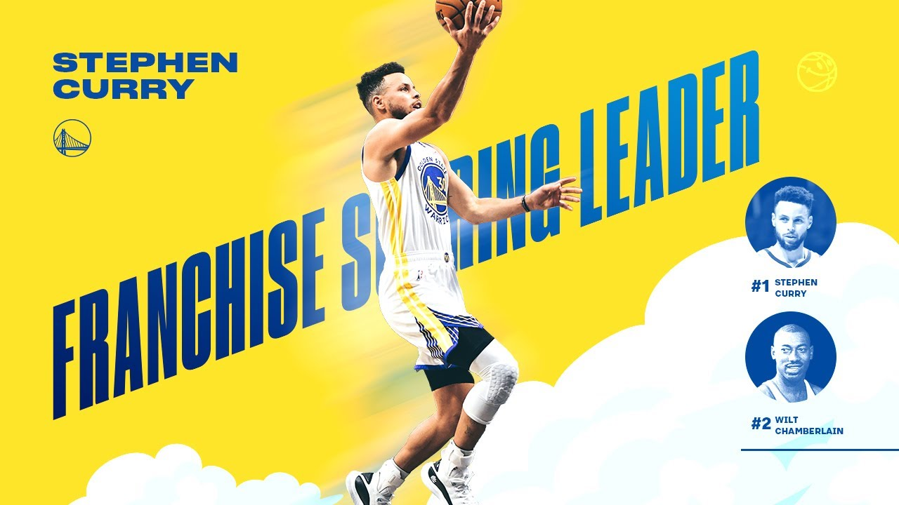 30 MINUTES of Stephen Curry's Greatest Warriors Buckets 👌