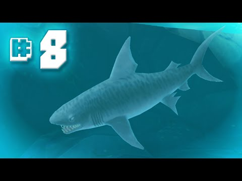 Hungry Shark Evolution Ep 8 - Tiger shark