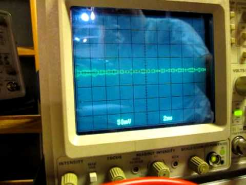 #8: Two-tone test of SSB transmitter output