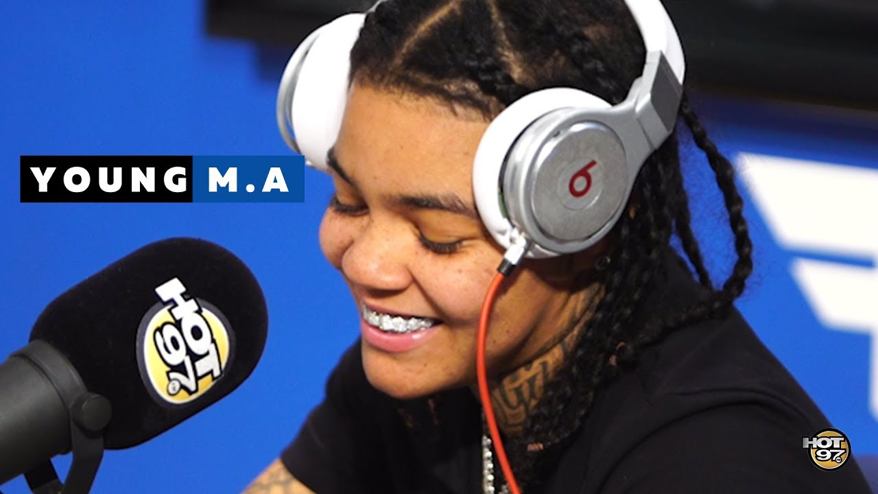 YOUNG M.A | FUNK FLEX | #Freestyle133