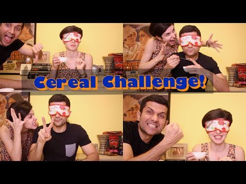 The Cereal Challenge!