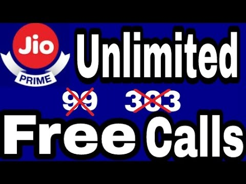 Get free calls in Jio without Prime membership and 303 Rs Recharge