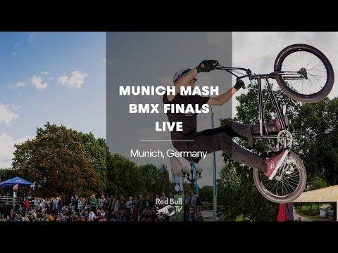 Munich Mash BMX Finals LIVE - Munich, Germany