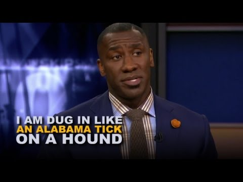 Shannon Sharpe sure has a way with words... #Shannonisms | UNDISPUTED