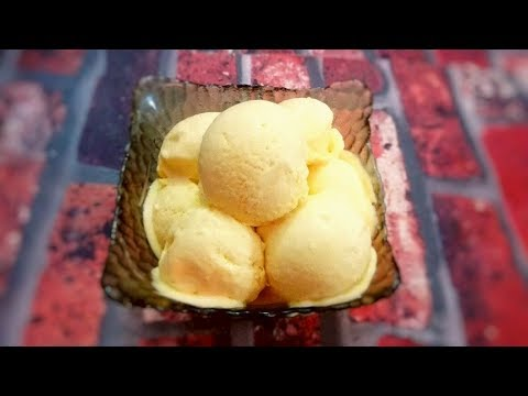 Mango Icecream Recipe without icecream maker. No Churn Eggless Mango Icecream Recipe. Mango Dessert