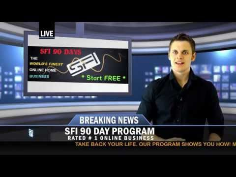 Get started earning money With SFI NOW!