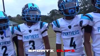 Welcome All Panthers 9U vs Doom Squad Falcons | YOUTH BALLERS