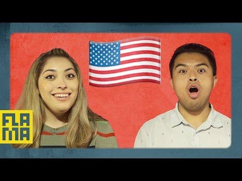 Latinos Guess U.S. Icons