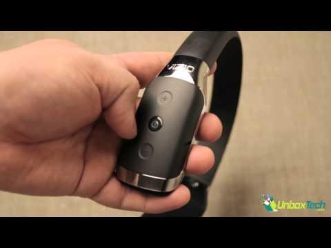 VIZIO Wireless Bluetooth stereo headphones UNBOXING