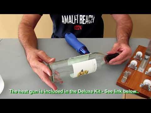 Upcycle EZ-Cut Bottle Cutter Demonstration