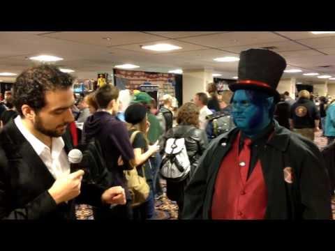 Hal-Con 2013 Interviews: Steampunk Beast