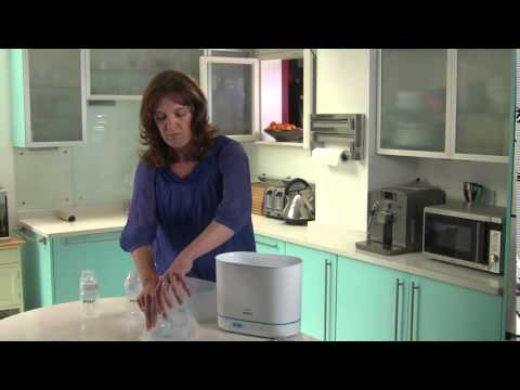 How to assemble Natural bottles and combine with Classic range by Philips AVENT