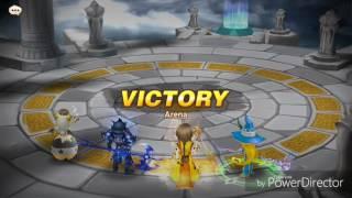 Summoners War Grind - Arena !