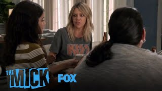 Sabrina & Alba Tell Mickey About Her Relationship With Jimmy | Season 2 Ep. 9 | THE MICK