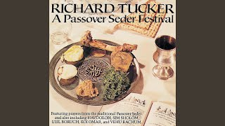 Passover Seder Festival A Passover Service Chad Gadyo Voice