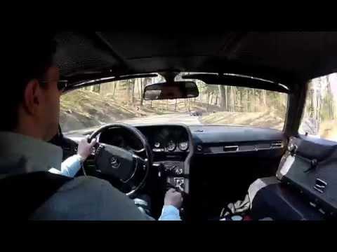 Mercedes Enthusiast – Mercedes-Benz C111 V8