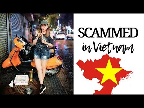 🇻🇳got scammed in vietnam + my tips & thoughts on ho chi minh city 💡 episode#6 ⚫ TheWickeRmoss