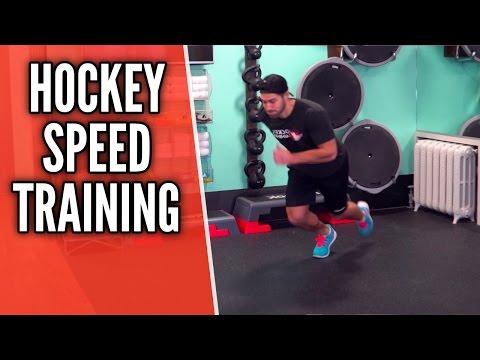 Hockey Speed Training - Sprint Variations