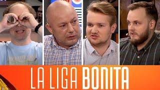 LA LIGA BONITA LIVE OD 17:00 - KOWAL, POL, PIECHOTA I KRĘCIDŁO