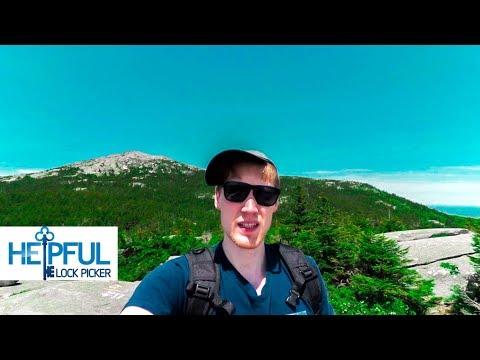 [167] Climbing Up Mount Monadnock With A Canon EOS 80D