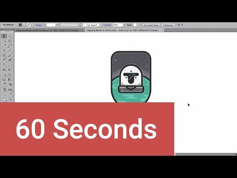 How to Use Clipping Masks in Adobe Illustrator