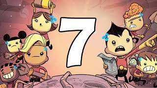 IT'S GETTING HOT IN HERE...   Oxygen Not Included - Part 7