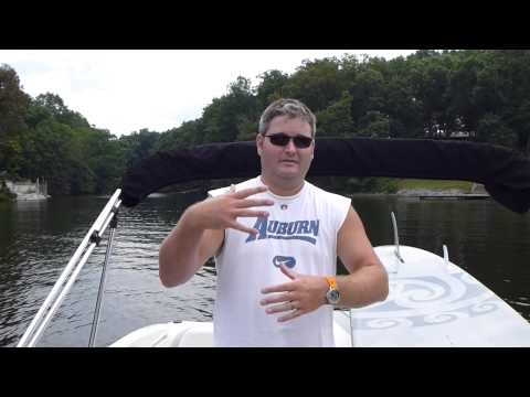 How to Clean Boat Bilge Area