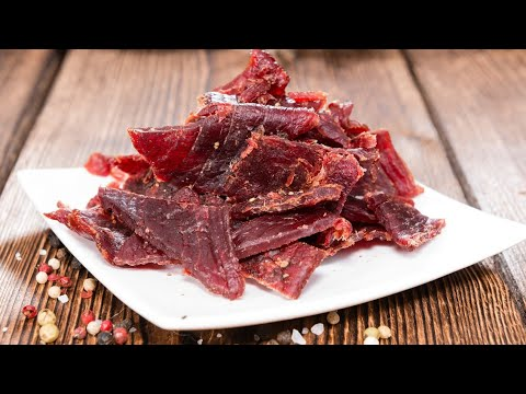 Halal Beef Jerky -  UK Review