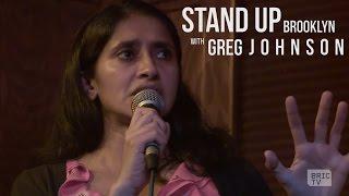 Aparna Nancherla | Stand Up Brooklyn with Greg Johnson | Ep. 7