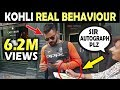 Virat Kohli REAL BEHAVIOUR With Fans England Vs India 2018 Must Watch Respect Moments