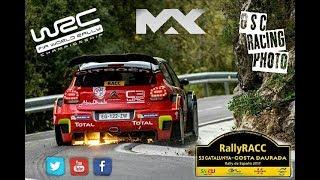 Best WRC Rally RACC Catalunya 2017 | Maximum Attack Crash&Show | HD