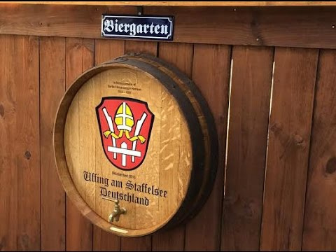 How to Carve a Wine Barrel Carving for Oktoberfest